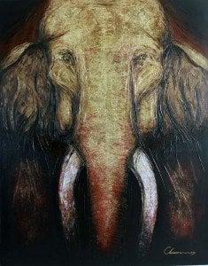 artist-thai-chaiwan-thanyaudorn-painting-elephant-onarto-shop-700-2