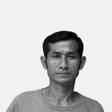thai male artist