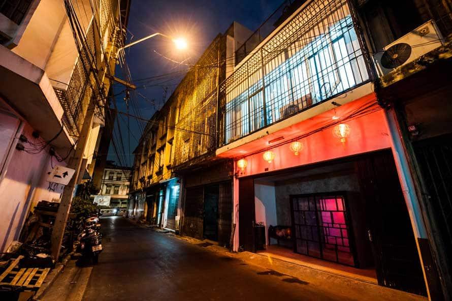 Soy sauce factory bangkok chinatown
