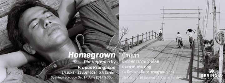 HOMEGROWN: Photographs by Prapas Krongboon @ Serindia Gallery