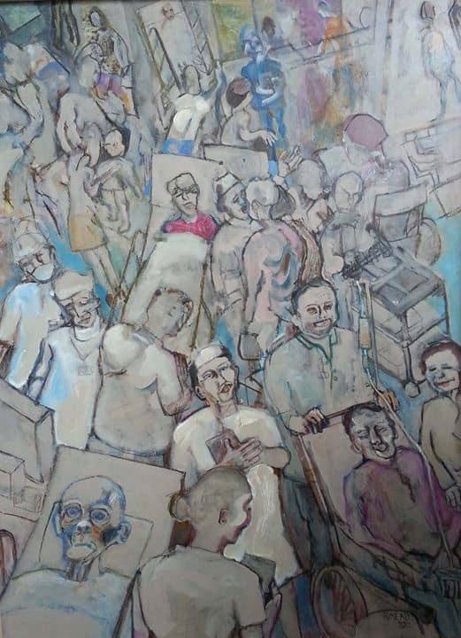 Artist Talk : Scenes From Bangkok @ RMA Institute