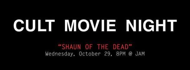 Cult Movie Night - Horror Month @ Bangkok Jam
