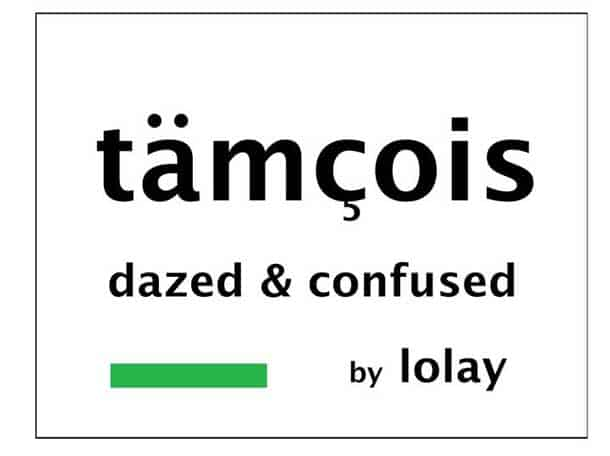 Tamçois by Loley @ The Jam Factory Bangkok