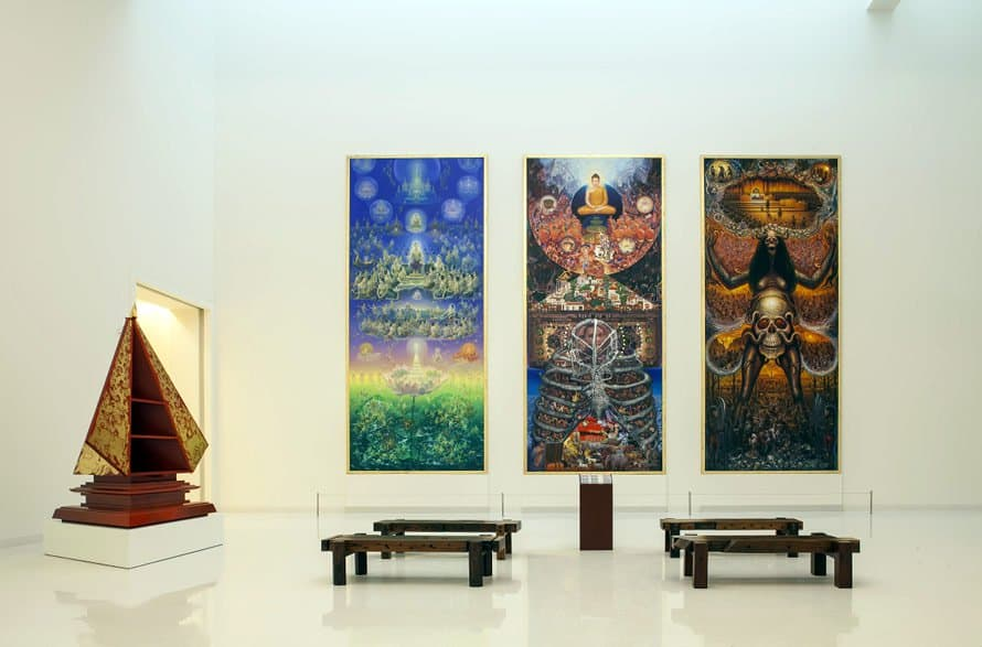 MOCA bangkok thai art-2