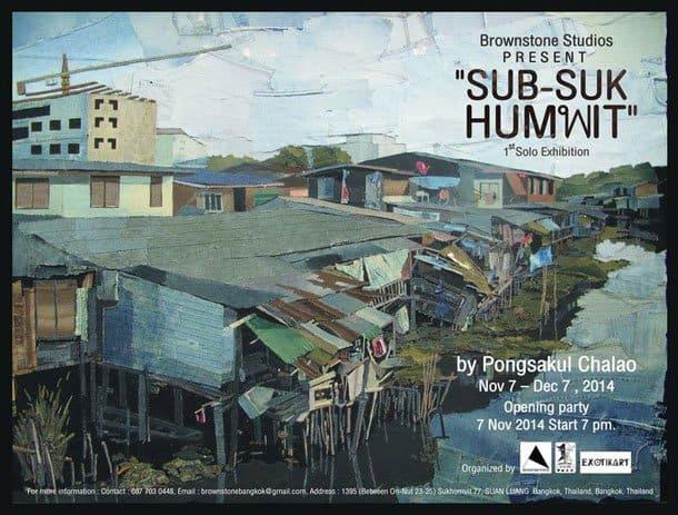'Sub-Sukhumvit'-art-exhibiton-@-BrownStone-Studios