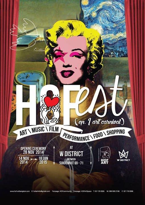 Hof Art # HOFest EP 1 # Art Carnival