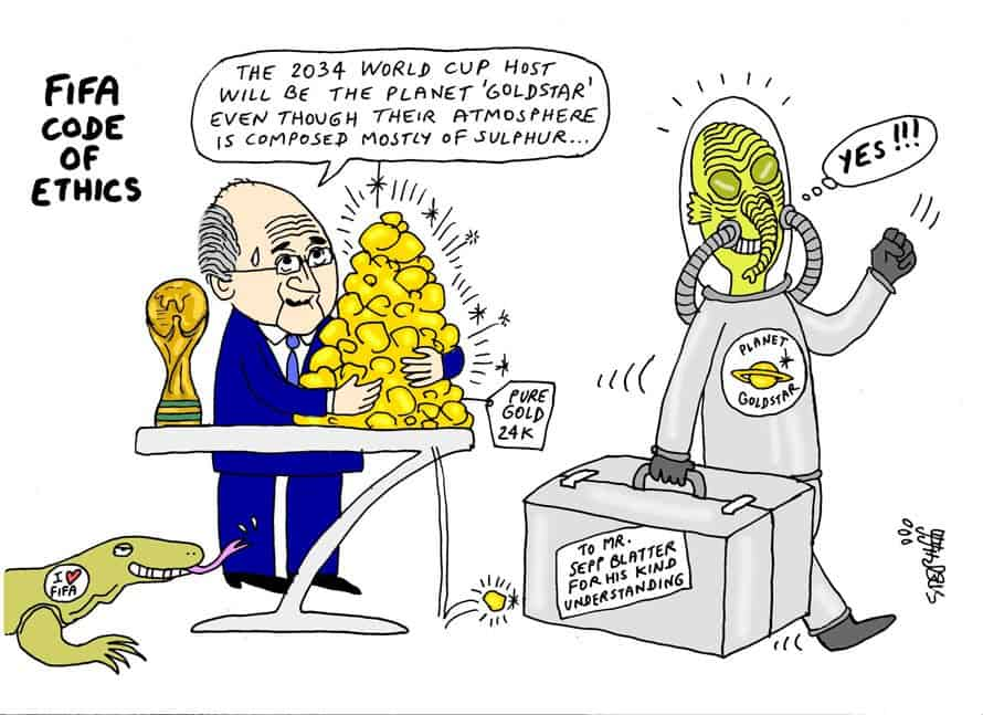 thai art thailand politics cartoon stephff fifa code of ethics version for thailand