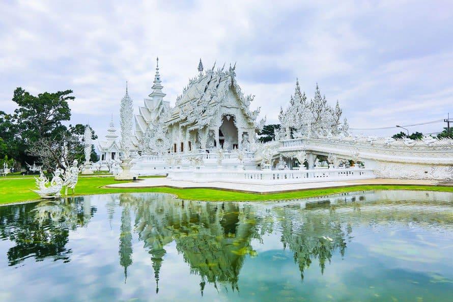 wat rong khun white temple