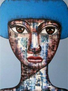 Art For Sale # Age # Thai Contemporary Art # 120 X 160