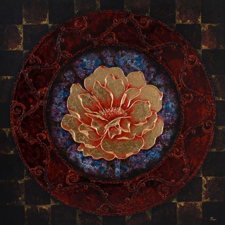 Art For Sale # Pinya # Flowers # Thai Lotus # 04