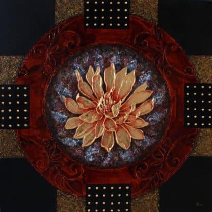 Art For Sale # Pinya # Flowers # Thai Lotus # 07