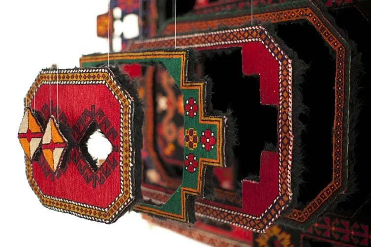 Faig Ahmed - Psychedlic - Azerbaijani Carpets - 13