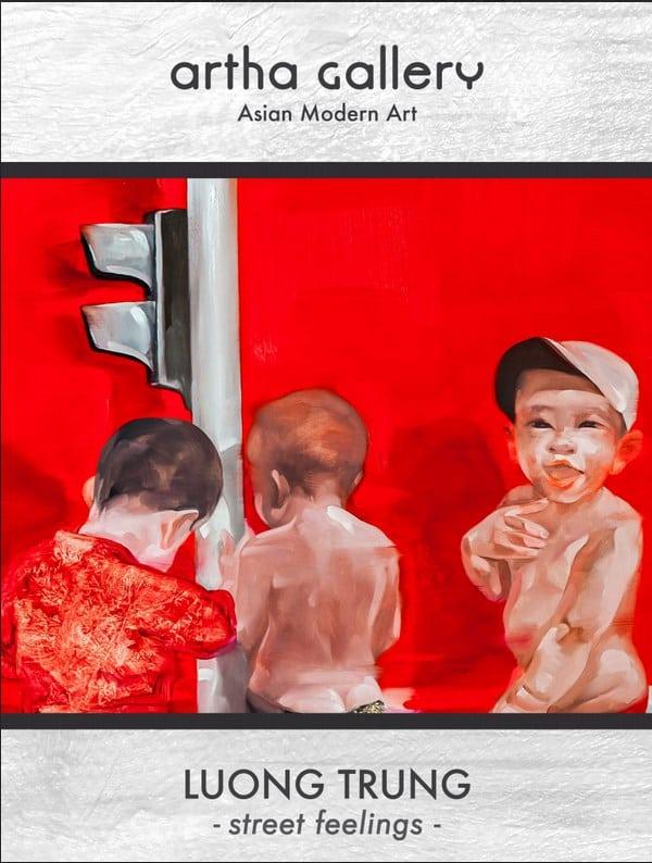Artha Gallery # Art Exhibition # Luong Trung