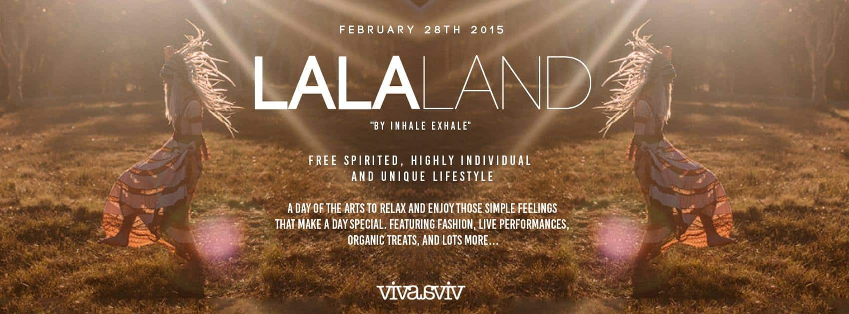 Viva & Aviv The River and Moodwax LalaLand