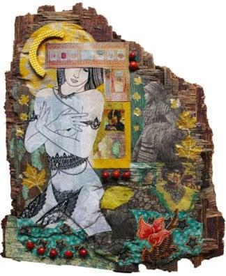 Melanie Gritzka Del Villar - Art - Demeter
