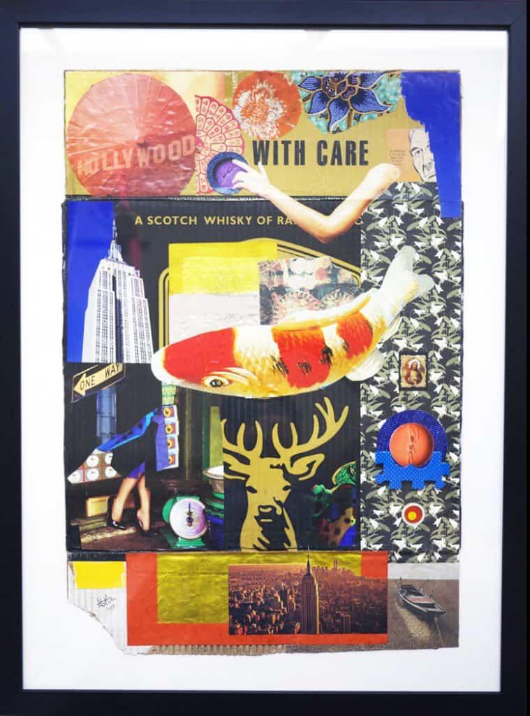 Melanie Gritzka Del Villar - Art - Hollywood With Care