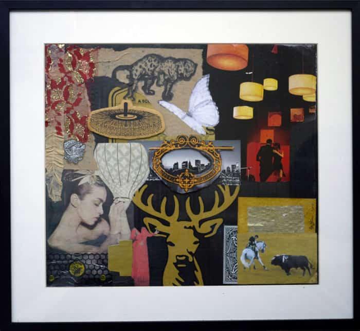 Melanie Gritzka Del Villar - Art - Latin Nights