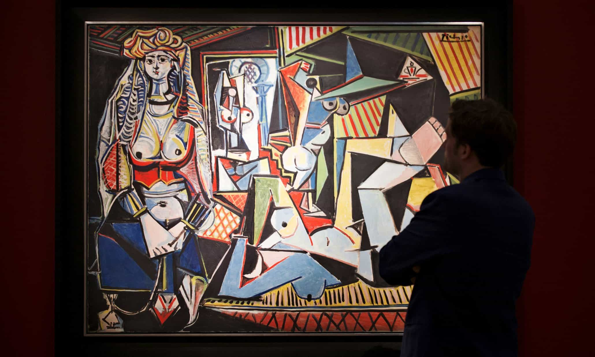 Pablo Picasso work breaks record for most expensive artwork