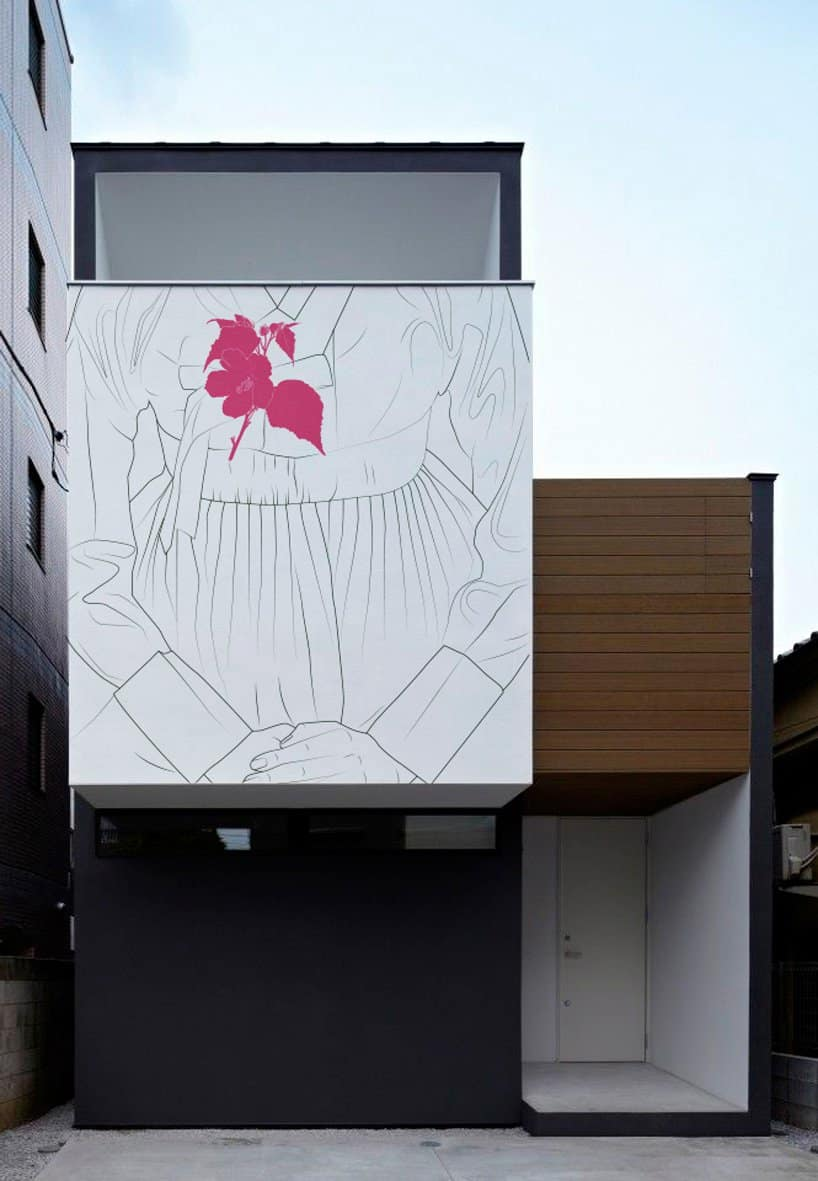 Ancient Japanese Drawings on Modern Homes 3