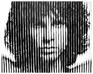 Anuchit Klinkulab - Pop Art - Jim Morrison