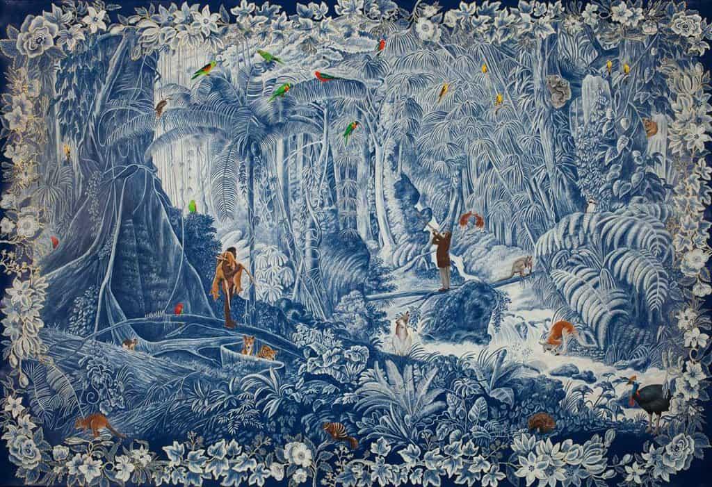 Australian artist Danie Mellor ART 2
