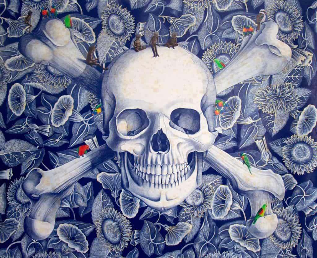 Australian artist Danie Mellor ART 8
