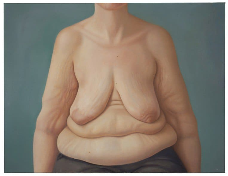 Breast Portrait by Clarity Haynes 2