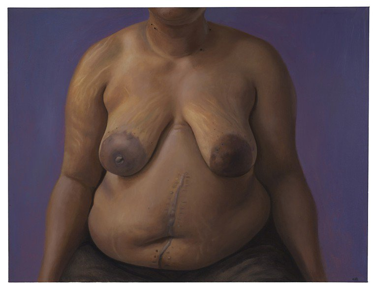 Breast Portrait by Clarity Haynes 3