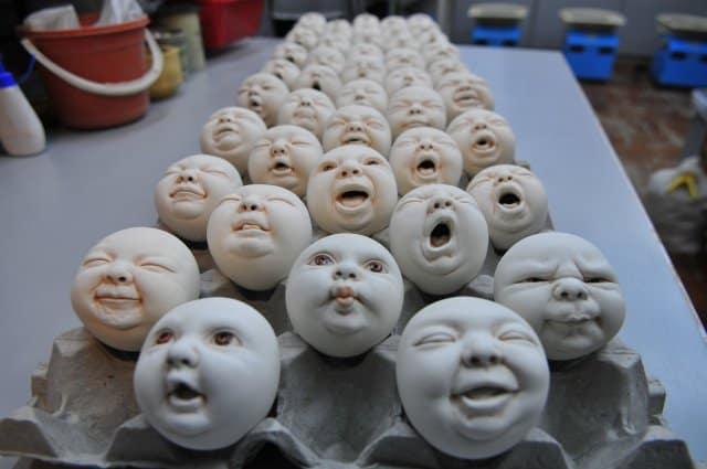 Ceramics Sculptures 4
