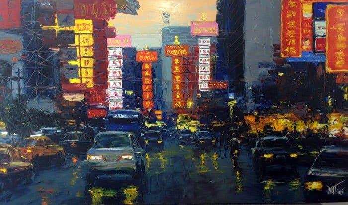 Dusit Pimchangtong - Chinatown #3