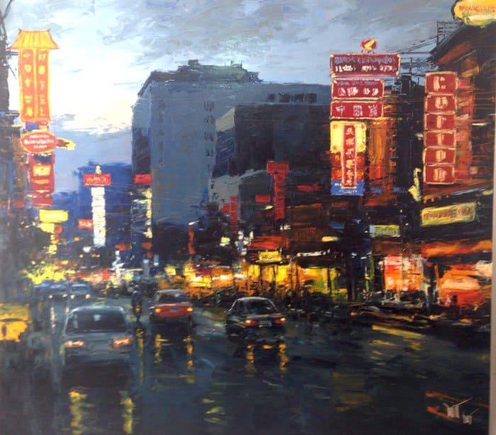 Dusit Pimchangtong # Chinatown #3