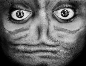 Face Flipped Human become Alien Creatures 8