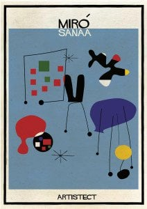 Federico Babina Meets Fine Art with Architecture 1