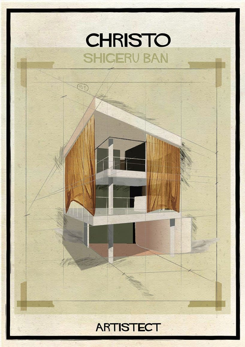 Federico Babina Meets Fine Art with Architecture 3
