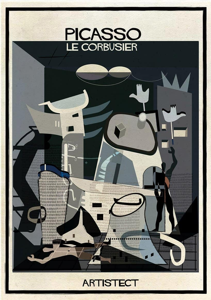 Federico Babina Meets Fine Art with Architecture 5