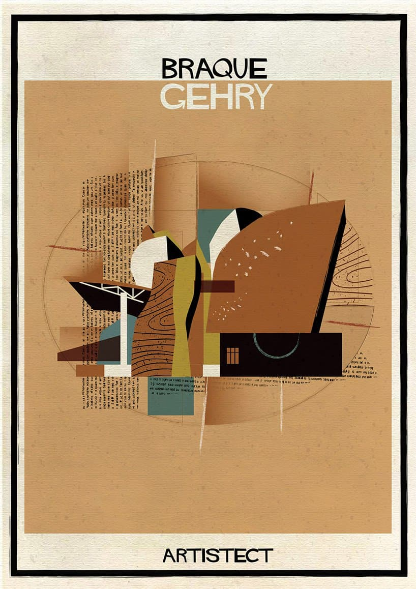 Federico Babina Meets Fine Art with Architecture 7