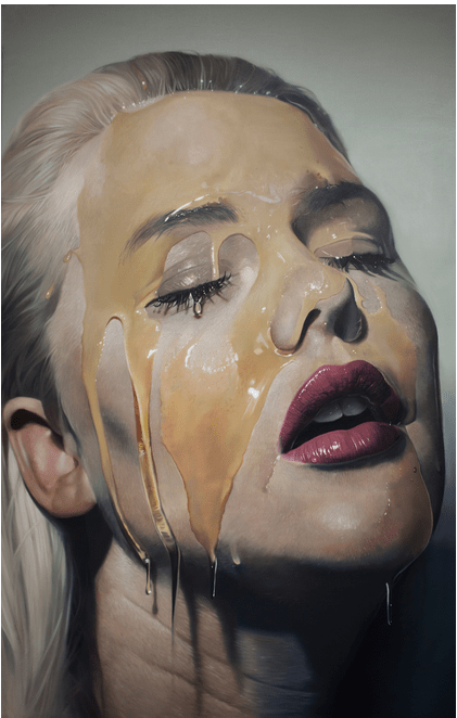 Hyperrealistic Paintings 1