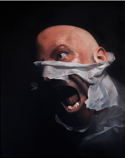 Hyperrealistic Paintings 6