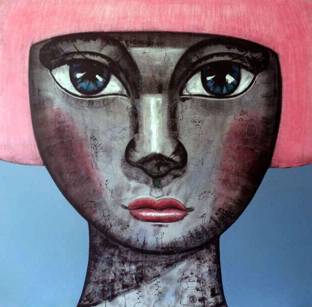 Padungphon Rincom - Pink #2 140 x 140