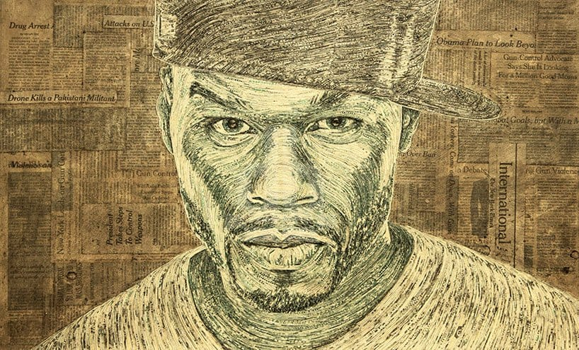 Portraits Made With Money by Evan Wondolowski 1