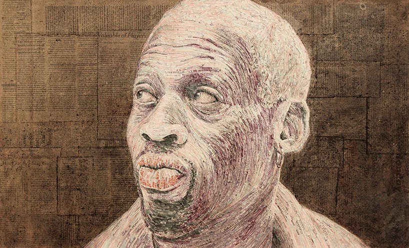 Portraits Made With Money by Evan Wondolowski 3