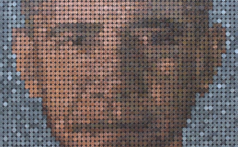 Portraits Made With Money by Evan Wondolowski 7