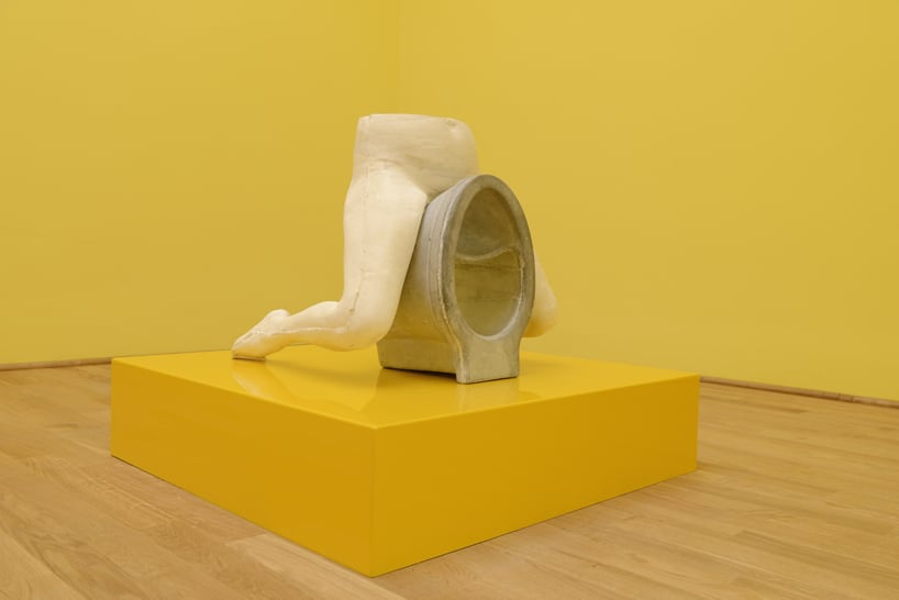 Sex, Sculpture and Satire by Sarah Lucas 4