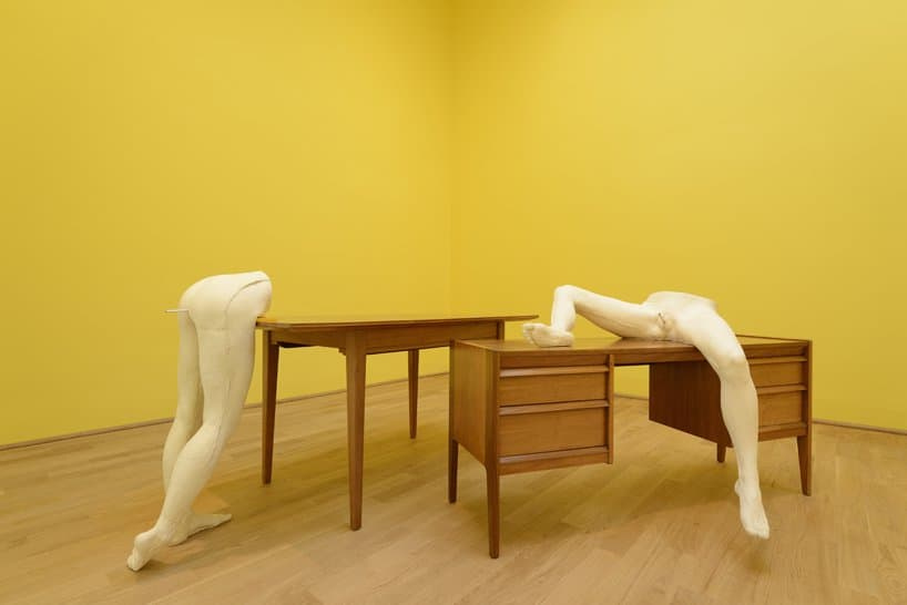 Sex, Sculpture and Satire by Sarah Lucas 7