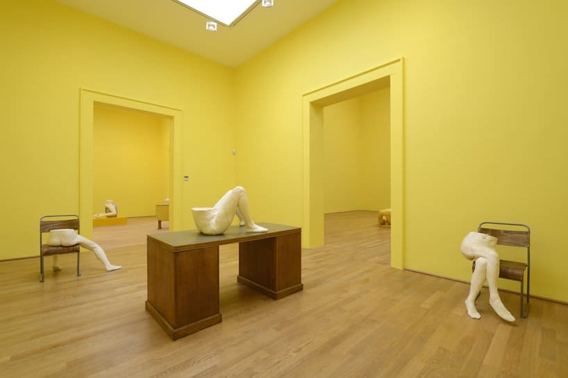 Sex, Sculpture and Satire by Sarah Lucas 9