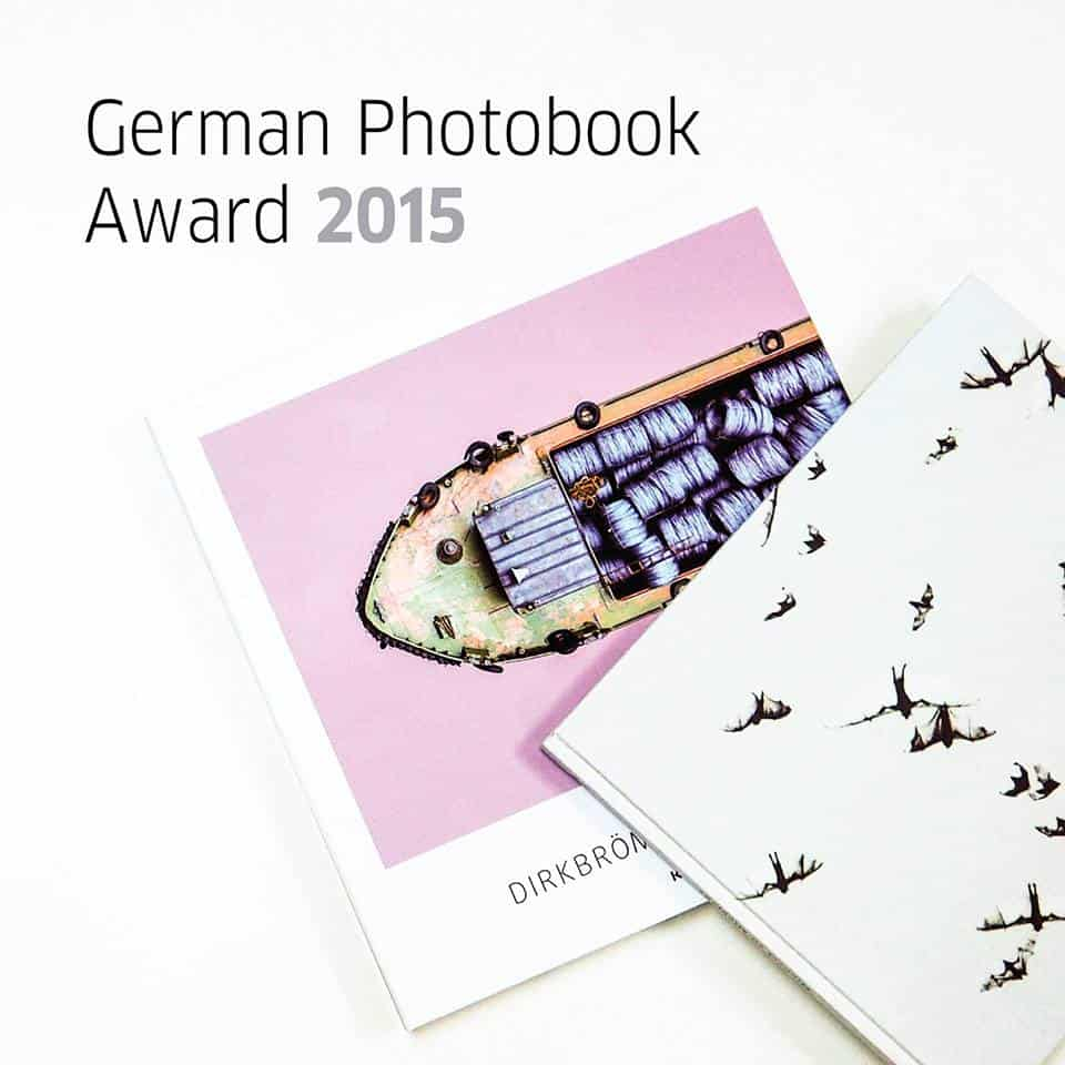 BACC - German Photobook Award 2015