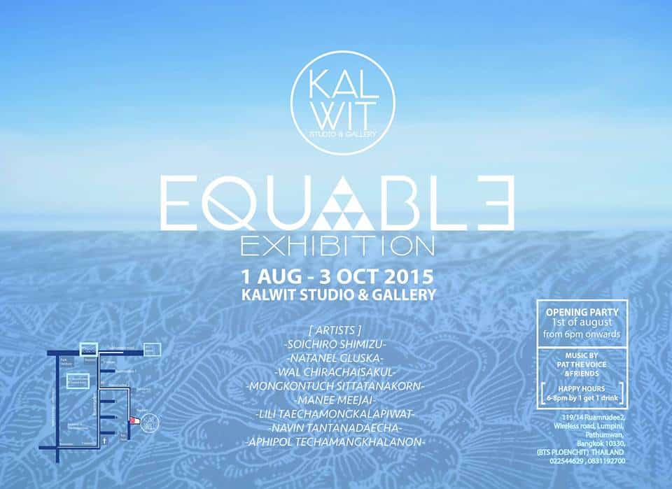 Equable – Kalwit Studio & Gallery