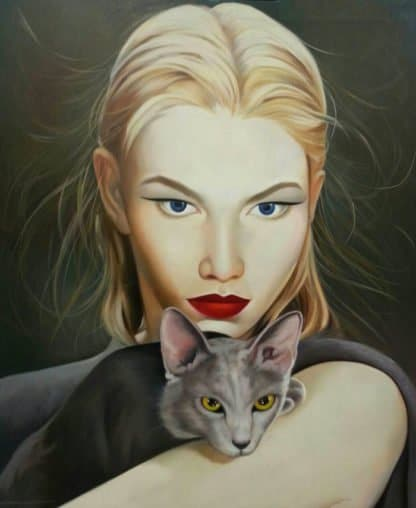 Anan - Portrait - 10 - Oil paintings for sale