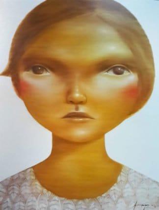 Aranya Khunchonwuttichai - Untitled 1 - 90 x 100 - Thai Art
