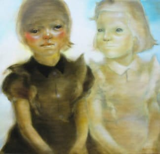 Aranya Khunchonwuttichai - Untitled 4 - 130 x 140 - Thai Art